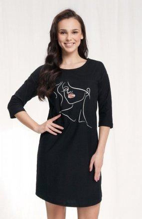 Luna 71 MAXI koszula damska