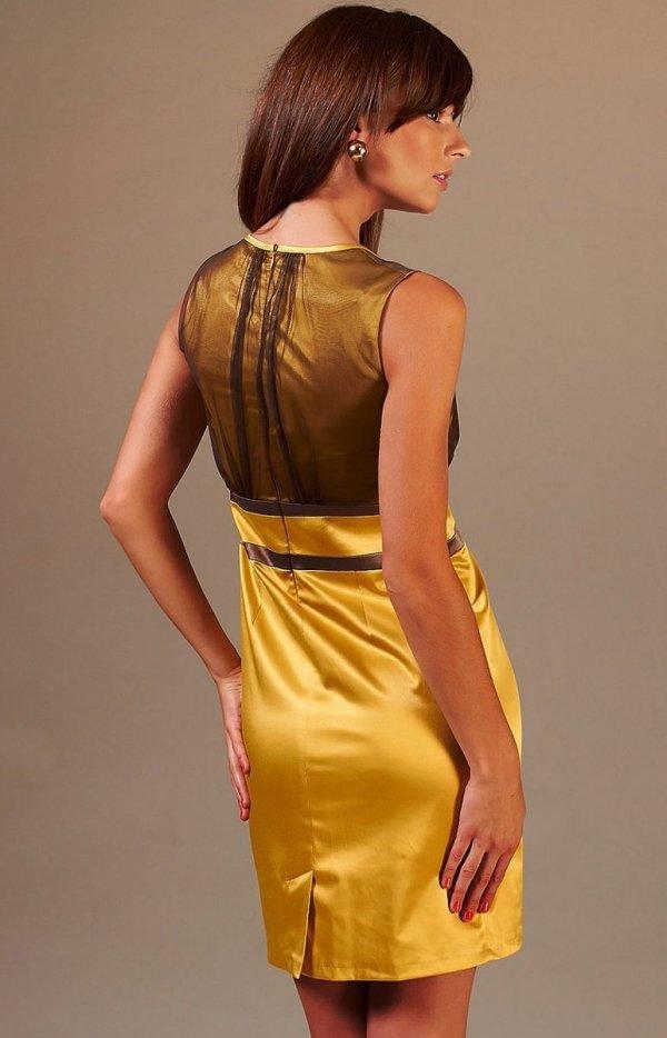 Vera Fashion Valerie sukienka jabłkowy