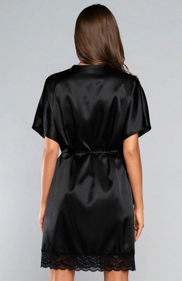 Italian Fashion Dotyk szlafrok tył