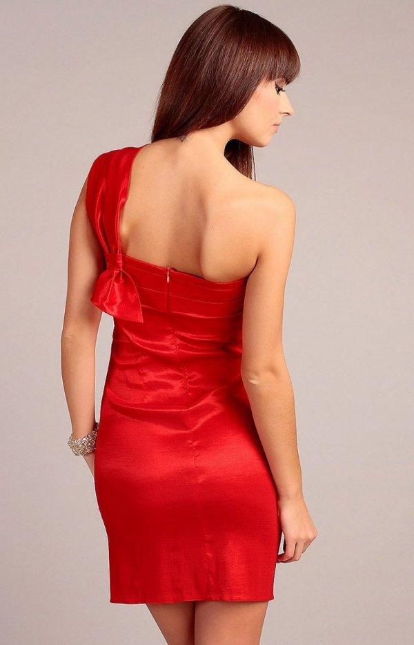 Vera Fashion Kaja sukienka czerwona