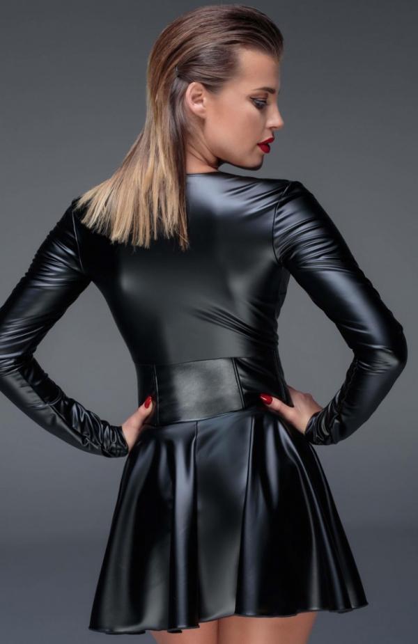 Noir F154 sukienka erotyczna tył
