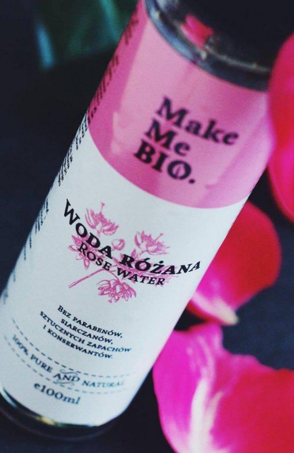 Make Me Bio woda różana 100ml