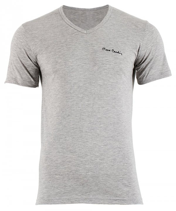 Pierre Cardin V-Neck koszulka szara