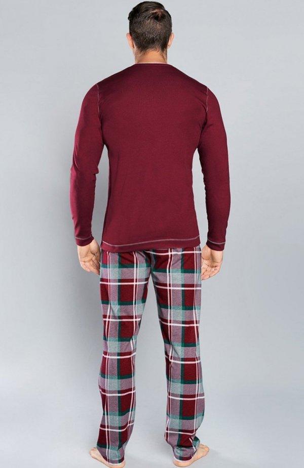 Italian Fashion Walenty piżama męska tył