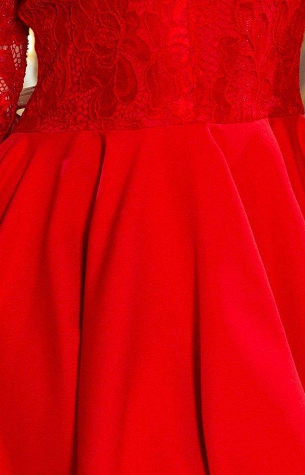 Sukienka z dłuższym tyłem Numoco 210-6_2