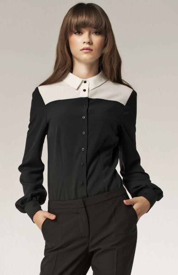 Nife B29 koszula czarna