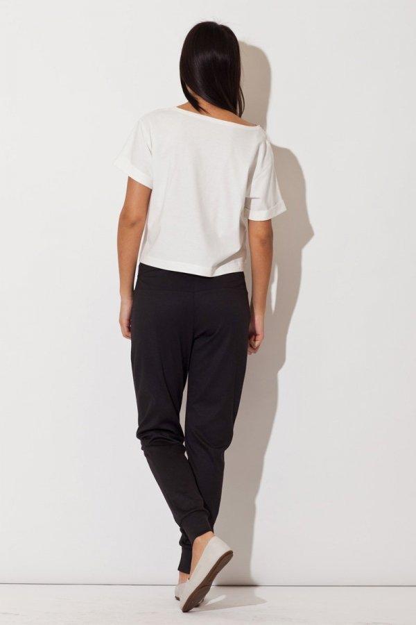 Katrus K153 spodnie czarny