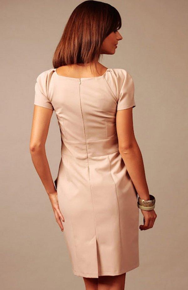 Vera Fashion Michelle sukienka cappucino