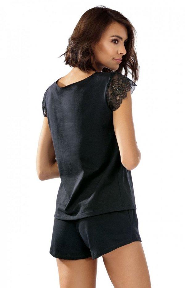 Dwuczęściowa P1503 piżama damska tył