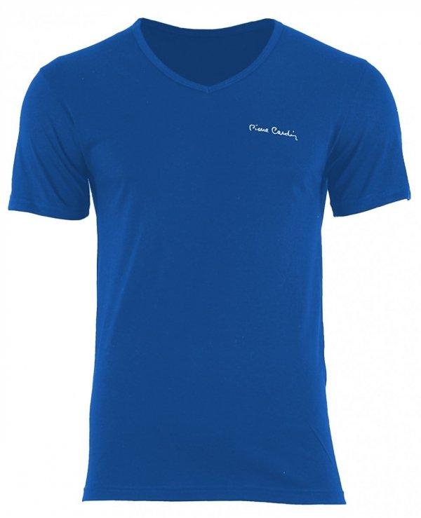 Pierre Cardin V-Neck koszulka jeans