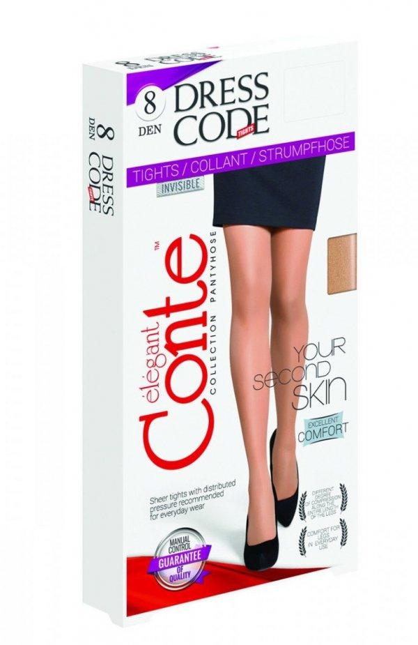 Conte Dress Code 8 rajstopy