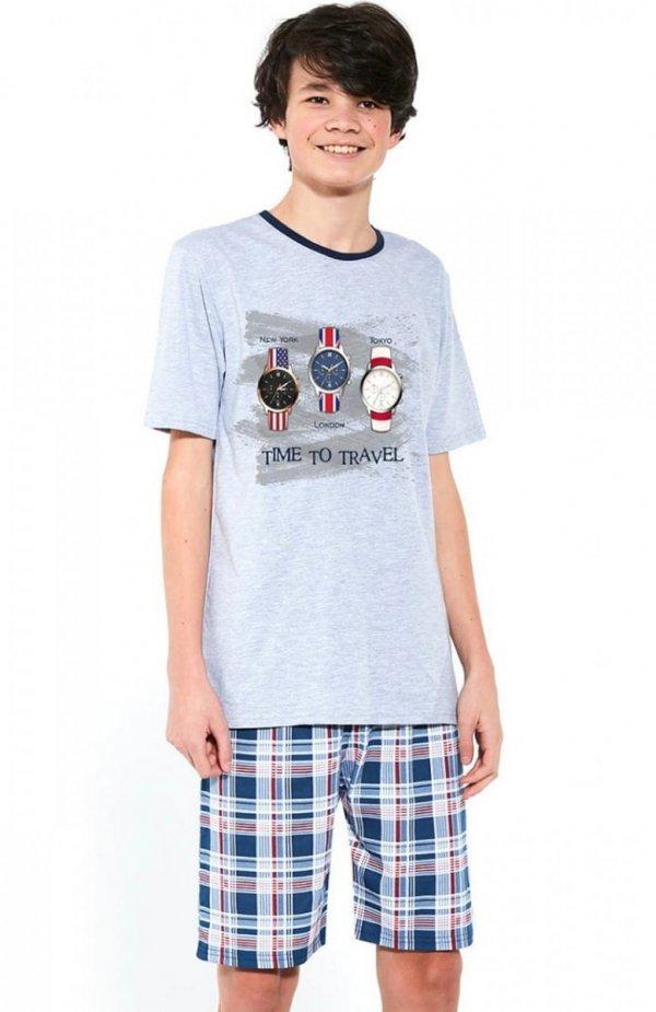 Cornette  F&Y Boy 551/34 Time To Travel piżama