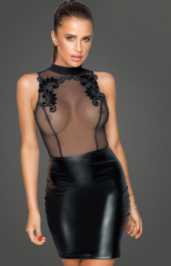 Sukienka erotyczna F222