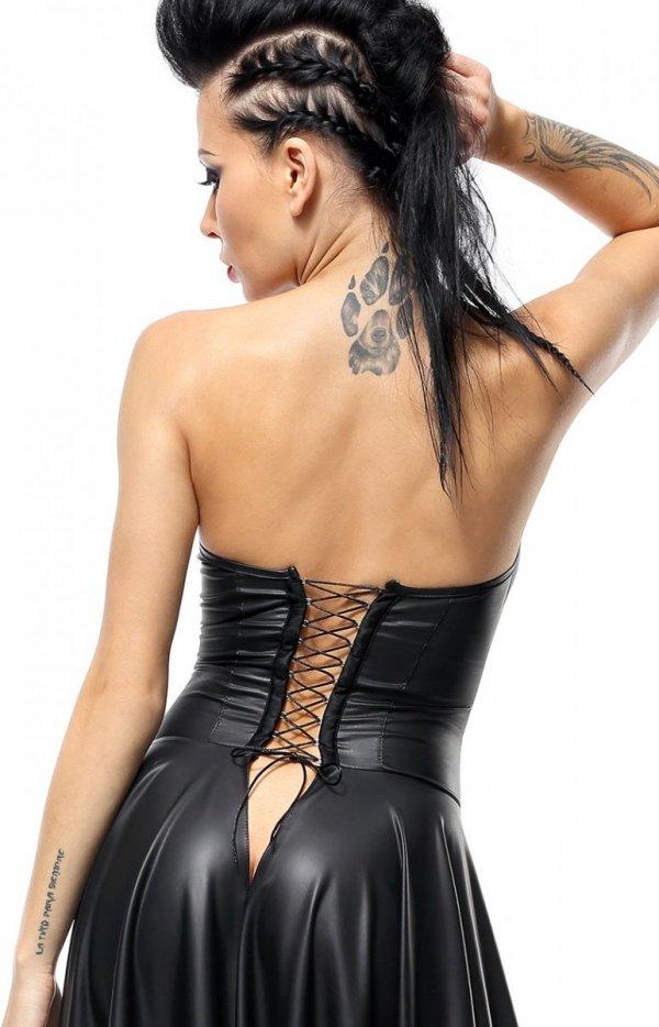 Erotyczna sukienka Demeter tył