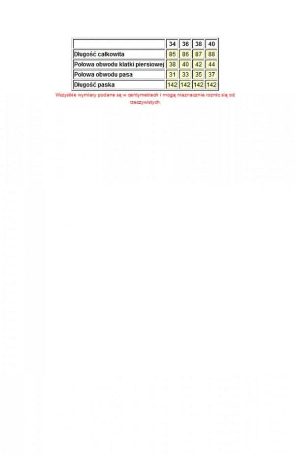 Bicotone 2139-11 sukienka rozkloszowana granatowa
