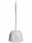 Szczotka WC Bisk Aga 80502 z tworzywa sztucznego ABS