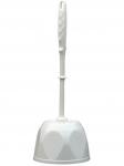 Szczotka WC Bisk Iza 72327 z tworzywa sztucznego ABS