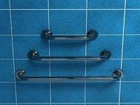 Poręcz dla niepełnosprawnych prosta 50 cm Makoinstal PSP 555