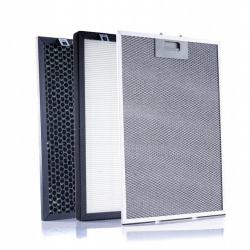 Zestaw filtrów do oczyszczacza KDAP01, OP-001