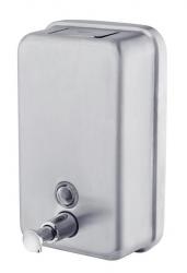 Dozownik (dystrybutor) mydła w płynie metalowy SD1000MB4 pojemność 1litr