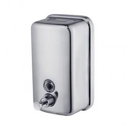 Sanjo metalowy dozownik mydła w płynie 500 ml SD500MBP
