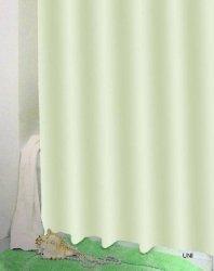 Zasłona prysznicowa Bisk PEVA UNI 03503 180x200 cm
