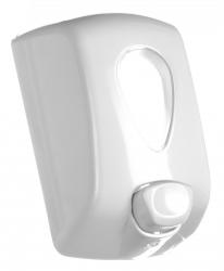 Dozownik na mydło w płynie Impeco, plastik ABS