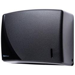 Pojemnik (dozownik) na ręczniki zz składane czarny Faneco P300POB