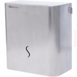 Pojemnik stalowy na papier toaletowy LUNA J25SNB