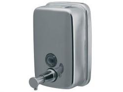 Dozownik (dystrybutor) mydła w płynie Bisk Masterline (01415) 0,5 litra ze stali nierdzewnej