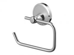 Metalowy uchwyt WC Bisk Sensation 03089 na papier toaletowy w rolce