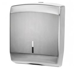 Metalowy pojemnik na ręczniki papierowe Linea Trade T4600