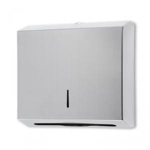 Metalowy pojemnik(podajnik) na ręczniki składane ZZ Sanjo PH500MB