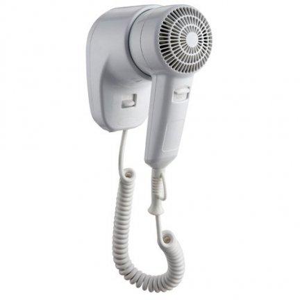 Naścienna suszarka do włosów Sanjo HDP 1200W biała