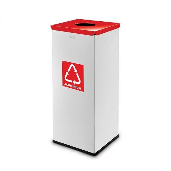 kosze-do-segregacji-eko-square-alda-50-l-aluminium