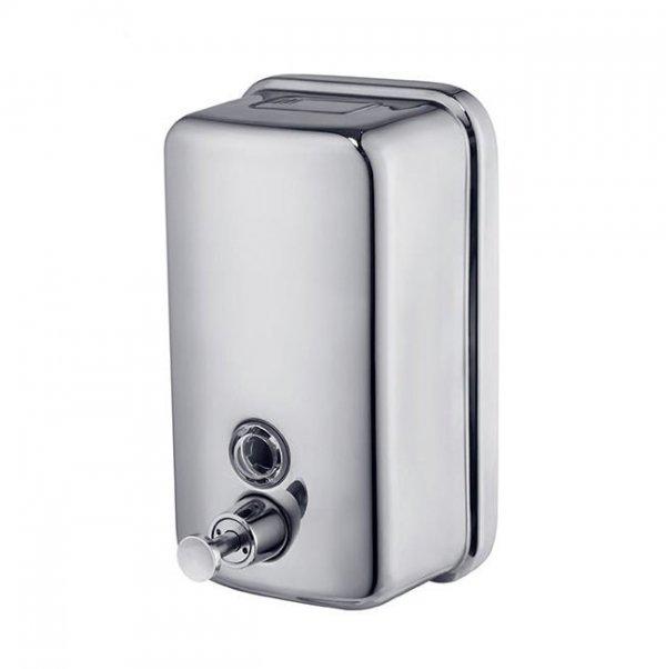 Sanjo dozownik mydła ze stali nierdzewnej 500 ml SD500MBP