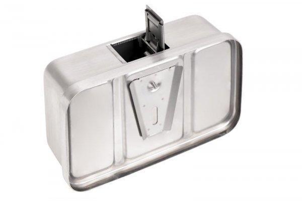 Sanjo poziomy dozownik mydła ze stali nierdzewnej SD1000MBH
