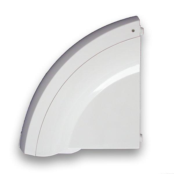 Suszarka do rąk Sanjo Libra 2000W RS-P3, automatyczna, biała, ABS - gw.2 lata
