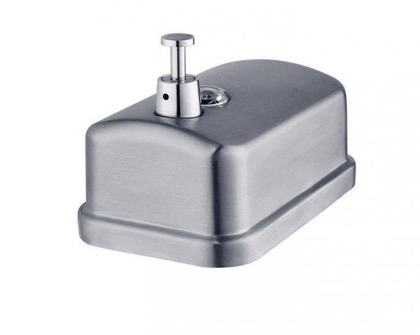 Sanjo metalowy dozownik mydła ze stali nierdzewnej matowej SD500MBS