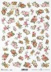 flores, rosas amarillas y rosadas, pequeños elementos*Blumen, gelbe und rosa Rosen, kleine Elemente*цветы, желтые и розовые розы, небольшие элементы