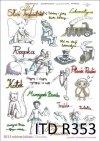 rysunki, dla dzieci, dziecięce, dziecinne, postacie z bajek, lokomotywa, rzepka, słoń, trąbalski, Julian Tuwim,