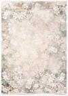 Kreatives Set auf Reispapier - Rosa Sommerzeit*Juego creativo en papel de arroz - Verano rosado*Творческий набор на рисовой бумаге - Розовое лето