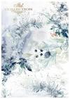 Conjunto de papeles de scrapbooking - La tierra de porcelana de hielo*Set Scrapbooking-Papiere - Das Land des Eisporzellans*Набор бумаг для скрапбукинга - Земля ледяного фарфора