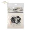 Zestaw papierów ryżowych ITD - RSM001 * zwierzęta: owca, koza, baran