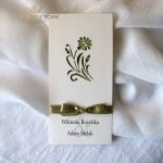 Einladungskarten / Hochzeitskarte 01722_62_hellgrün