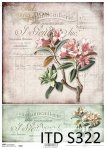 Decoupage paper Soft ITD S0322