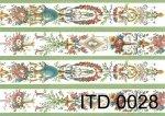 Decoupage paper ITD D0028