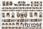 Decoupage Paper ITD D0294