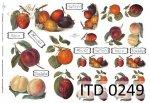 Decoupage paper ITD D0249