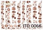 Decoupage paper ITD 0066M